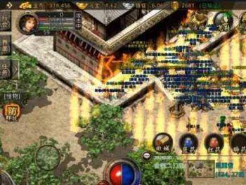 在玩家心目中战士到底有多强悍